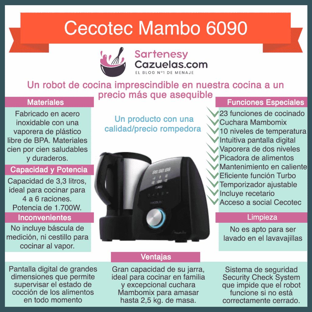 Cecotec Mambo 6090
