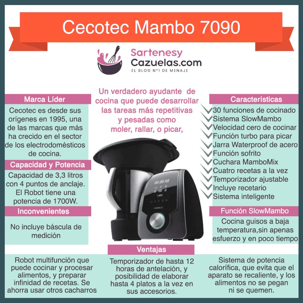 Cecotec Mambo 7090