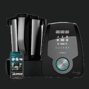 Análisis robot de cocina cecotec mambo 10070