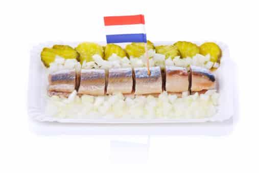Platos típicos de Holanda