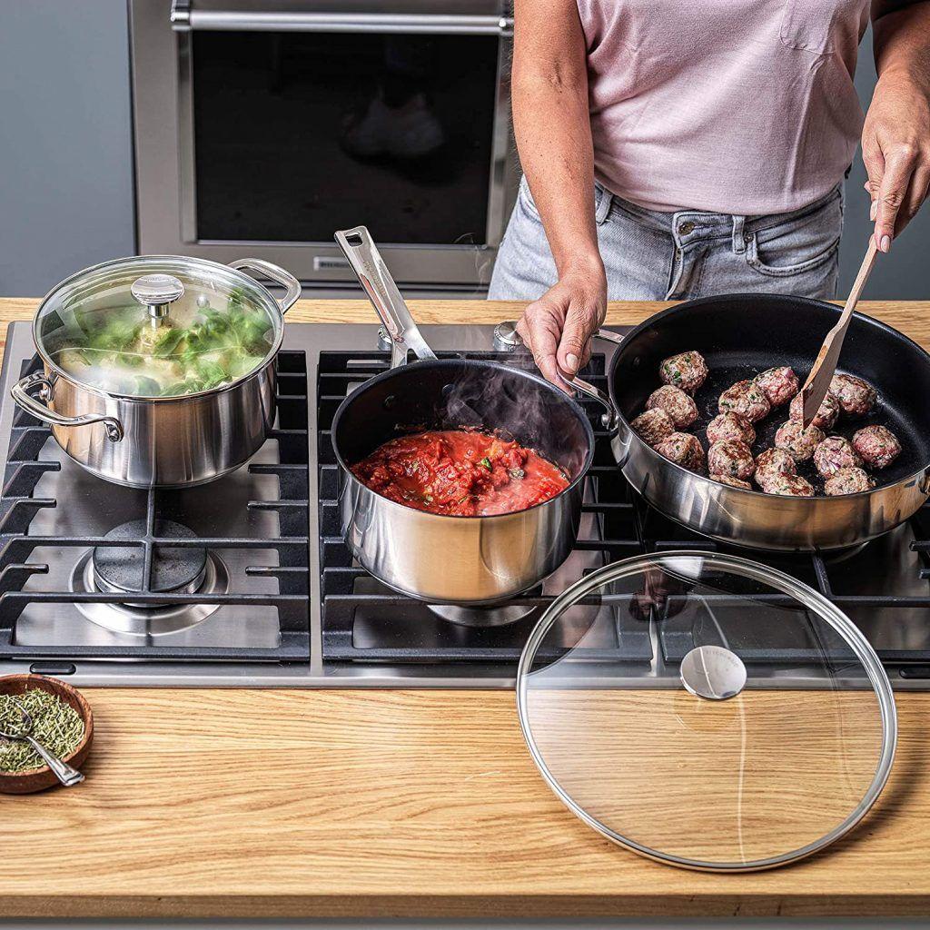 batería de cocina KitchenAid